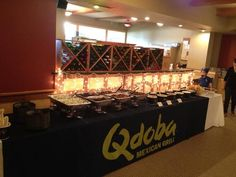 Last Friday night in Madison we were the food sponsor for Gio's Garden Rock for Respite!