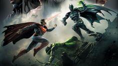 Injustice Gods Among Us Review: Batman şi Superman în luptă pe viaţă şi pe... bare de energie (Video)