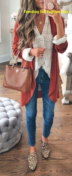 Flawless Fall Winter Outfits for Women - Casual Winter Outfits Casual Winter Outfits, Cute Fall Outfits, Casual Fall, Fall Outfit Ideas, Women Fall Outfits, Summer Outfits, Party Outfits, Fashion Mode, Womens Fashion