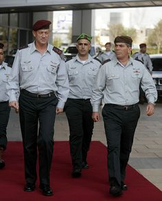 Switching of Guard for the 20th IDF Chief of the General Staff - Find the latest news about Israel, the Syria civil war and the Middle East at http://www.israelnewsreport.net/switching-of-guard-for-the-20th-idf-chief-of-the-general-staff/.
