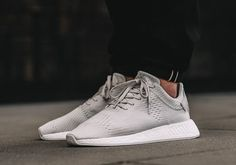 Vancouver's wings+horns collaborates with the adidas NMD R2 model featuring updated Primeknit and leather options. Available 4/27 for $190 each. More: