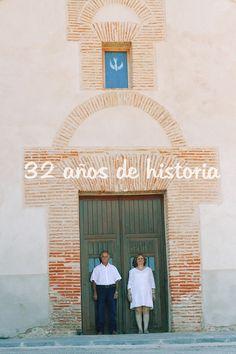 32 años de historia