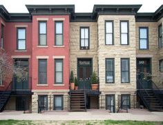 Writes of Passage: The Row House or Eating Well