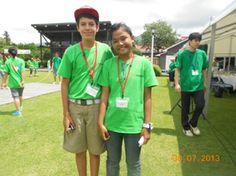 with Ricardo