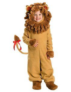 Costume di Carnevale da leone Halloween Bimbi Piccoli 751c2f80ed8