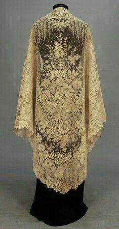 Lace Wedding Shawl