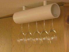 DYS buena idea para colgar tus copas