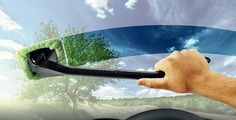 For safety point of view, cleaning windshield of your vehicle is important. Streaks, smears and dirt can disturb the driver's vision.