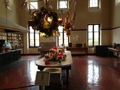 The Breakers Kitchen in Newport, RI....... now thats an adequate kitchen to cook in,LOL...