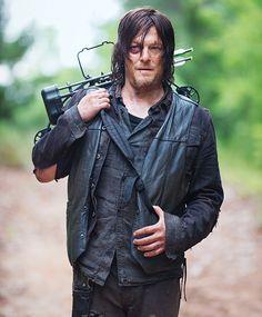 Norman Reedus Daryl Dixon The Walking Dead Season 5
