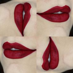 Eudora-matefix-lipstick-liquid-board-hypnotizing Source by cassemirolameu Lipstick Swatches, Makeup Swatches, Lipstick Shades, Matte Lipstick, Lipstick Colors, Lip Colors, Lipsticks, Goth Makeup, Mac Makeup