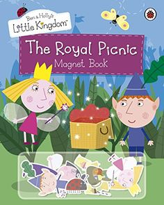 Buy Ben and Holly's Little Kingdom: The Royal Picnic Magnet Book at Mighty Ape NZ. Join your favourite characters from Ben and Holly's Little Kingdom in this gorgeous book. Ben Elf and Princess Holly go on a magical picnic in this wo.