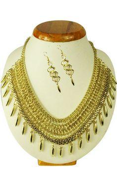 Beautiful Tribal Chain Necklace – NanoNano