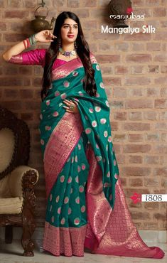 Order Soft Silk Sarees Online via Whatsapp on Our fashion magazine personal shoppers helps you get the stylish look for you. Latest Soft Silk Sarees Online Now Anarkali, Lehenga, Brocade Blouses, Designer Silk Sarees, Soft Silk Sarees, Chiffon Saree, Saree Look, Whatsapp Messenger, Banarasi Sarees
