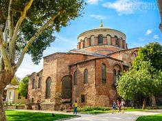 Be part of an impressing private tour and discover many religious sights in Istanbul which give you an understanding of the long history of Christianity. Istanbul Tours, City Break, Christianity, Cruise, Turkey, Mansions, History, House Styles, Historia