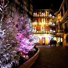Christmas in Strasbourg. Photo courtesy of sunculpah on Instagram.