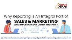 A reporting system helps companies and to automate improve their business efficiency and uplifts business cycle. Read this And you will know how is an integral part of SALES and what is the importance of in the same? Marketing Report, Sales And Marketing, Crm Tools, Crm System, Consulting Firms, Competitor Analysis, Tech News, Blogging, Reading