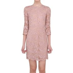 Emilio Pucci Short lace dress ($1,450) ❤ liked on Polyvore