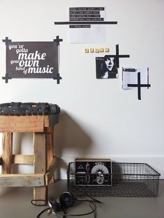 Music is a verb at our home - by lisannevandeklift.blogspot.com