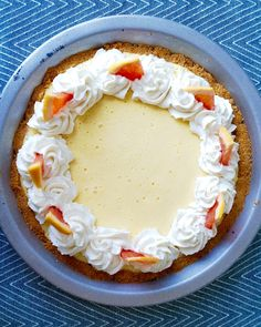 Frozen Grapefruit Pie