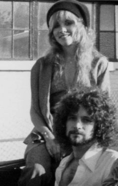 Stevie and Lindsay, they were so in love and till this day they still are. They been through it all in the early 70s and they were toxic together but so in love... I love them both then and now and forever