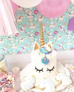 Our famous and sleepy eyed unicorn 🦄 cake 🍰🍰🎉🙌🏻💕✨ from @signature_cakes_angela + 🦄 cookies from @lauriescookies 🙌🏻 #unicornparty . . . . . . . . . . #partygirlscompany #unicorn #unicorns #partystylist #colourpop #events #eventplanner #cake #party #kidsparty #fun #donuts #cookies #canadian #happybirthday #happybirthday #instafun #instakids #instagood #instadaily #instayum #yay #epic #kids #toronto #pastel #eventprofsuk #eventprofs #meetingplanner #meetingplanner #meetingprofs…