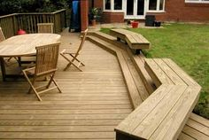 Know More Deck bench design plans conservatories ~ grand ...