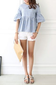 Lets Croquet Top from Pomp
