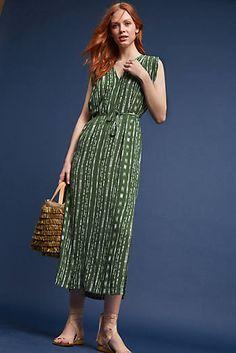 Vanya Printed Dress