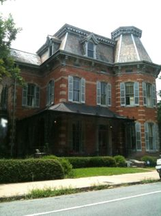 One of my favorite houses in Macon, GA