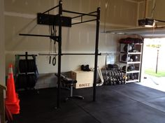Garage Gyms - Rogue Equipped Gyms