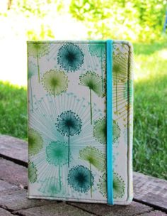 Kindle Cover iPad Mini Cover Hardcover Kindle Case Kobo Cover Nook Cover Samsung Galaxy 2 Cover Lenovo Idea Pad Cover custom ereader cover. $32.00, via Etsy.