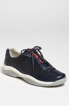 Blue Black Bi color Sneakers Spring/summer Prada CARrvaaZ