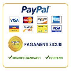 Pagamenti Accettati su Comemivuoi.it Personal Care, Sexy, Shopping