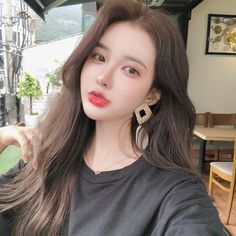 #Ulzzang #Hairstyle #Korean #얼짱 #cowsel I #Akiwarinda