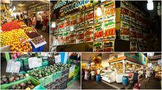 Santiago (Chile): Mercado La Vega