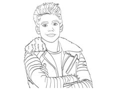 Disney Descendants Coloring Pages. Fresh Disney Descendants Coloring Pages. Disney Descendants Coloring Pages Free Best Ben and Mal Page Frog Coloring Pages, Coloring Pages For Girls, Flower Coloring Pages, Coloring Pages To Print, Free Printable Coloring Pages, Coloring For Kids, Descendants Coloring Pages, Disney Princess Coloring Pages, Disney Princess Colors