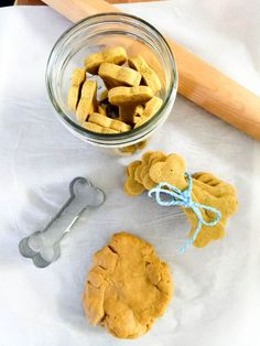 Recipe: Doggone Good Pumpkin Dog Treats