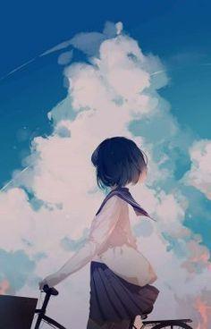 Find over images of Anime. ✓ Nice Pictures for your devices like PC, Android Mobile, iOS, Mac, etc. Manga Kawaii, Kawaii Anime Girl, Anime Art Girl, Manga Art, Manga Anime, Anime Girls, Wallpaper Animes, Anime Scenery Wallpaper, Anime Artwork
