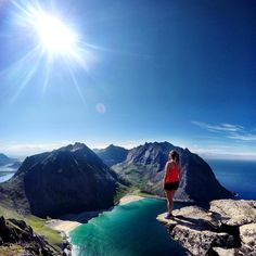Kvalvika I Lofoten - - - - - https://www.instagram.com/p/-rfGCXgMMk/ - use #HattvikaLodge as your Base Camp for exciting guided adventures and activities in Lofoten