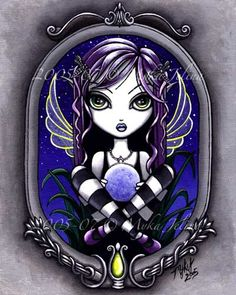 Myka Jelina Gallery   Moon spell by Myka Jelina   Flickr - Photo Sharing!