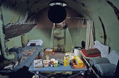 Nuclear Fallout Shelter (1950)