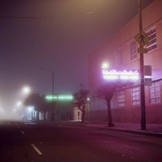 """Open all night"" Patrick Joust ph."