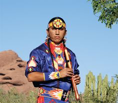 Tony Duncan is of the Apache and Arikara tribes and a known player of the NAF.