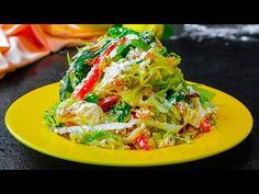 Niciodata salata de varza nu a fost atat de gustoasa! | SavurosTV - YouTube