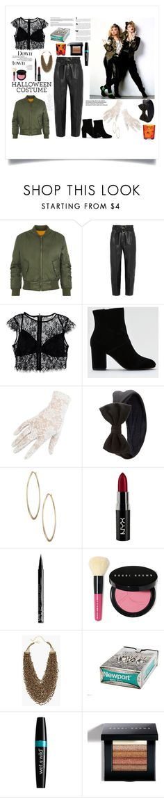 """Senza titolo #6800"" by waikiki24 ❤ liked on Polyvore featuring WearAll, Petar Petrov, Nasty Gal, American Eagle Outfitters, Black, Charlotte Russe, Lydell NYC, NYX, Bobbi Brown Cosmetics and Chico's"