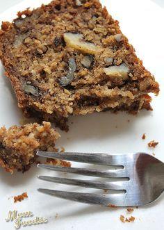 Oatmeal Banana Nut Bread ~ Easy Gluten Free Recipe using common ingredients.
