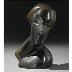 Alexander Archipenko :: Head, 1929