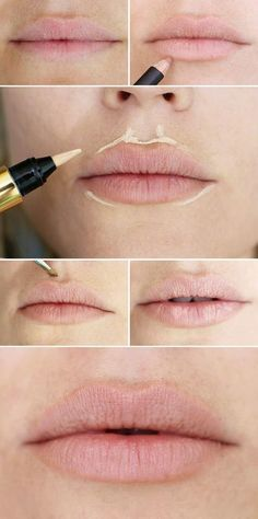 How to make your lips look bigger. 10841507_10205491967964504_954978459