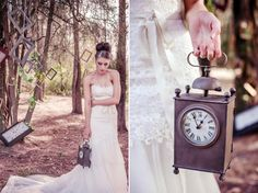 A whimsical inspiration shoot based on the feeling of being 'lost in time' when you're in love Wedding Ceremony, Reception, When Youre In Love, Wedding Inspiration, Wedding Ideas, Whimsical, Naked, Lost, Internet